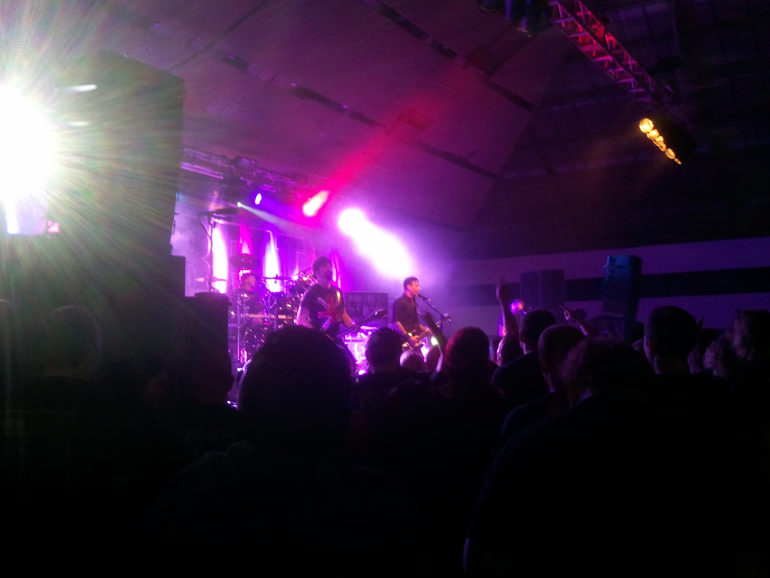 Volbeat Live At The Pyramids, Portsmouth – Rock And Roll