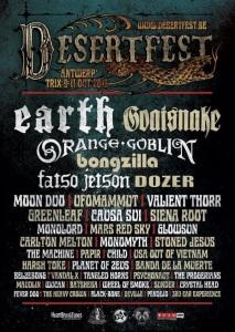 Desertfest Belgium