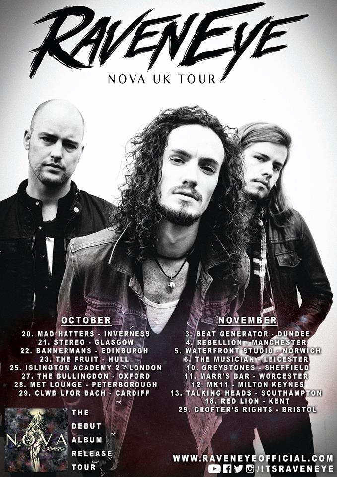 RavenEye Tour